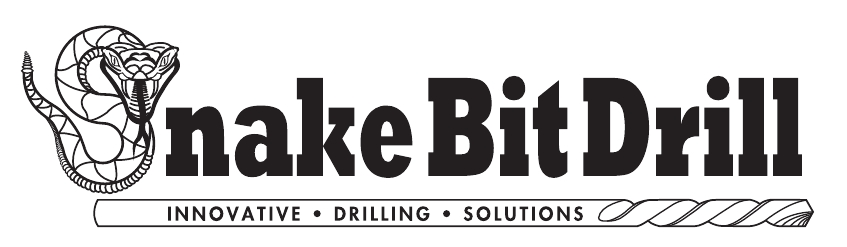 Revolutionary Installer Drill Bits | SnakeBit Drill Company